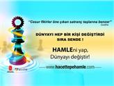 Hacettepe Hamle İnovasyon Yarışması Başvuruları 25 Şubat'ta Sona Eriyor!