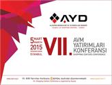 VII. AVM Yatırımları Konferansı 5 Mart 2015'te Gerçekleştirilecek