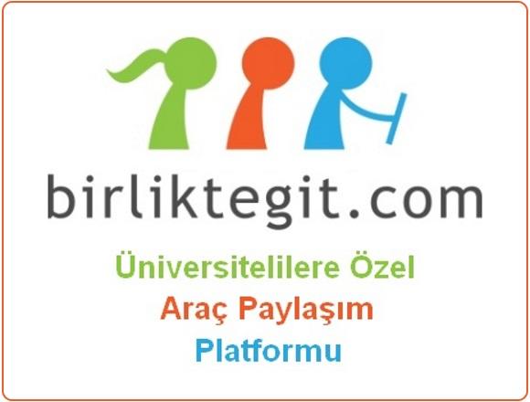 Üniversitelilere Özel Araç Paylaşım Platformu: BirlikteGit!