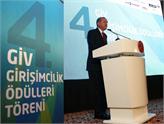 4. GİV  Girişimcilik Ödülleri Sahiplerini Buldu!