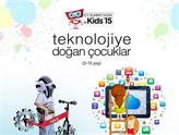 Üreten Nesiller İçin Çocuklar İçin Bilişim Zirvesi 23-24 Mayıs'ta İstanbul'da!