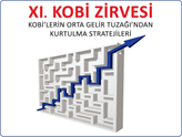 KOBİ'lerin Orta Gelir Tuzağından Kurtulma Stratejileri XI. KOBİ Zirvesi'nde!