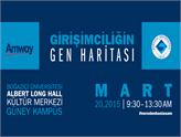 Girişimciliğin Gen Haritası Paneli 20 Mart'ta Boğaziçi Üniversitesi'nde!