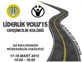 İstanbul Üniversitesi Liderlik Yolu'15 Etkinliğinin 2.sini Düzenliyor!