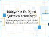 En Dijital 100 İle Türkiye'nin En Dijital Şirketleri Belirleniyor!