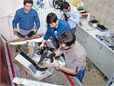 Konya'da Mühendis Öğrenciler Yerli Protez Bacak Üretti!