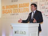 Müsiad 15. Ekonomi Basını Başarı Ödülleri Sahiplerini Buldu!