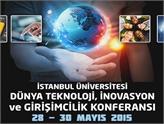 Dünya Teknoloji, İnovasyon ve Girişimcilik Konferansı Mayıs'ta İstanbul'da!
