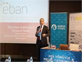 EBAN Melek Yatırımcılık Sertifika Programı Türkiye'de İlk Kez Gerçekleştirildi!