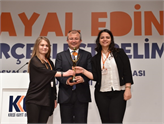 Üniversitelerarası Sosyal Sorumluluk Yarışması'nda Ödüller Verildi!