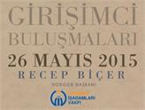 GİV Mayıs Girişimci Buluşmaları'nın Konuğu KOSGEB Başkanı Recep Biçer!