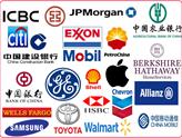 Huzurlarınızda Global Çapta Sermayesi En Büyük 25 Şirket!