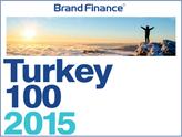 Huzurlarınızda 2015 İtibariyle Türkiye'nin En Değerli Markaları!