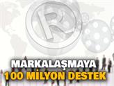 Kurumsallaşacak ve Markalaşacak KOBİ'lere 100 Milyon TL Destek!
