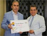 Eyüp Sabri Tuncer 2015 Yılının Tüketici Yıldızı Seçildi!