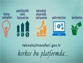 Fikirler ve Girişimciler Teknoloji Transferi Platformunda Buluşuyor!