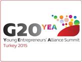 G20 YEA Genç Girişimciler İttifakı Zirvesi, Bu Yıl İlk Kez Türkiye'de!