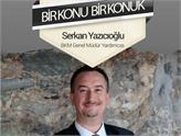 Bir Konu Bir Konuk Etkinliklerinin Ekim Konuğu: Serkan Yazıcıoğlu