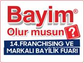 14. Franchising ve Markalı Bayilik Fuarı 13-16 Ekim'de İstanbul'da!