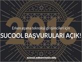 SUCOOL 2016 Hızlandırma Programı Girişimcileri Bekliyor!