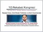 Türk İş Dünyası 10. Rekabet Kongresi'nde Buluşuyor!