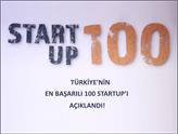 Türkiye'nin En Başarılı Girişimlerinin Seçildiği Startup 100 Listesi Açıklandı!