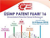 Üniversitelerin Patentleri ÜSİMP Patent Fuarı'nda Sanayi ile Buluşuyor!