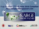Toplam 150 Bin TL Ödüllü Kimya  Ar-Ge Proje Pazarı'na Başvurular Başladı!