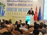 Geleceğin Şehirleri Proje Pazarı İstanbul'da Düzenlendi!