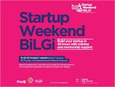 Yaratıcı Fikir ve Projeler 21-23 Ekim'de Startup Weekend'e Yarışıyor!