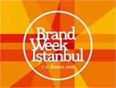 Pazarlama ve İletişimin Global Liderleri Brand Week İstanbul'da Buluşuyor