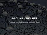 Türkiye'nin Akıllı Şehirler Girişim Platformu Proline Ventures Kuruldu