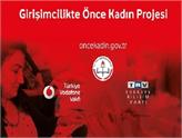 Vodafone Kadın Girişimciliğin Kapılarını Aralamaya Devam Ediyor