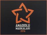 2016 Yılının Yıldız Anadolu Markaları Açıklandı!