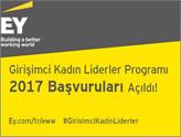 EY Türkiye Girişimci Kadın Liderler Programı 2017 Başvuruları Başladı