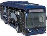 Türkiye'nin İlk Yüzde 100 Yerli ve Elektrikli Otobüsü Yollarda!