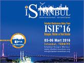 Buluş Fuarı ISIF'16, Fikri Işık'ın Katılımıyla 3 Mart'ta Kapılarını Açıyor!