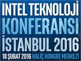 Intel Teknoloji Konferansı, 18 Şubat'ta İstanbul Haliç Kongre Merkezi'nde!