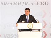 Başbakan Ahmet Davutoğlu Yeni Teşvik Paketi Hazırlandığını Açıkladı!