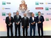 Anadolu 500 Ödülleri 12. Kez Sahiplerini Buldu!