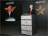MÜSİAD 16. Ekonomi Basını Başarı Ödülleri Sahiplerini Buldu!