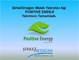 Melek Yatırımcı Ağı ŞirketOrtağım, Positive Enerji'ye Yatırım Yaptı!