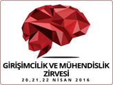 8. Girişimcilik ve Mühendislik Zirvesi 20-22 Nisan Tarihlerinde Ankara'da!