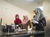 Gazzeli Kadın Mühendislerden Kendi Kendini Onaran Asfalt!