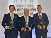 Türkiye'nin En Beğenilen Şirketleri Ödüllerini Aldı!