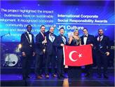 JCI Türkiye Avrupa'da Türk Bayrağını Dalgalandırdı!