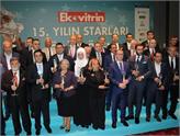 'Yılın Starları Ödülleri' Sahiplerini Buldu! İşte 2015 Yılının Starları!