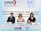 YASED: Türkiye Dünyada En Çok Doğrudan Yatırım Çeken 20'inci Ülke Oldu!
