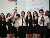 Liseli Girişimciler Genç Başarı Yılın Şirketi Yarışması'nda Yarıştı!