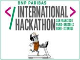 BNP Paribas International Hackathon, Silikon Vadisi ile Aynı Anda İstanbul'da!